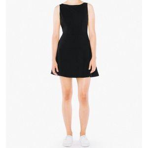 Point skater dress
